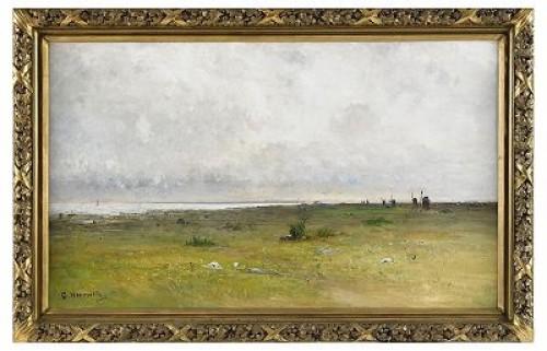 Landskap - öland by Olof HERMELIN