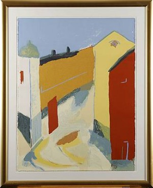 I Staden by Anders PALMÉR