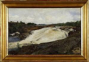Forsande älv by Olof KRUMLINDE