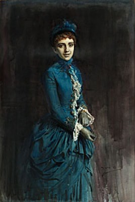 Mrs Nora Armitage by Anders ZORN