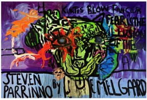 Kurtis Blow Fanclub Fear Is The Illusion Of The Soul by Bjarne MELGAARD