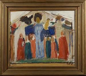Låt Barnen Komma Till Mig by Carl KYLBERG