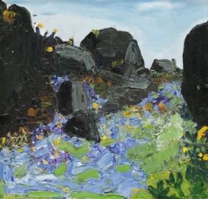 Blommande Klippor by Lena CRONQVIST