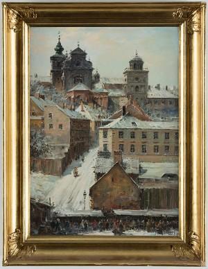 Warsawa by Wladyslaw CHMIELINSKI