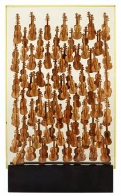 Violiner by Fernandez ARMAN