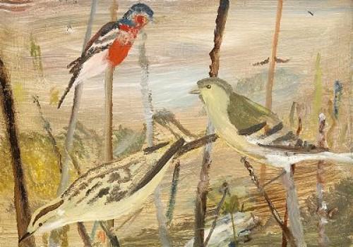 Fåglar by Jockum NORDSTRÖM