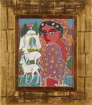 Kvinna by Aly Ben SALEM