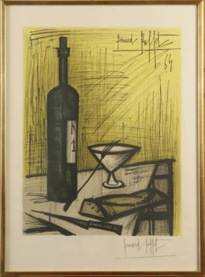 Le Pain Et Le Vin by Bernhard BUFFET