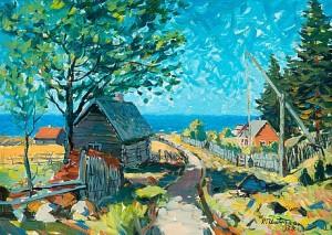 Shore by Richard UUTMAA
