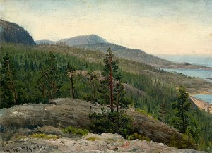 Landscape From Suursaari by Thorsten WAENERBERG
