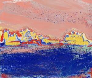 Helsingör Set Fra Havet by Peter NYBORG