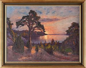 Solnedgång by Frans GARD