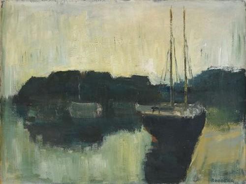 Höst - Hven by Gustav RUDBERG