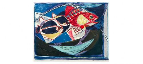 Fiskar by Paul René GAUGUIN
