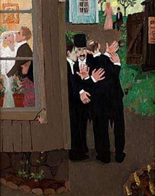 Bröllopet by Pelle ÅBERG