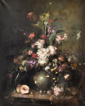 Still Life by Endre Kompoczy BALOGH