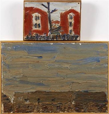 (2), Stallet, Hus by Nils-Göran BRUNNER