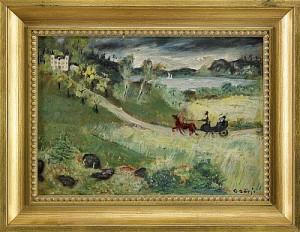 Herrgården by Gideon BÖRJE
