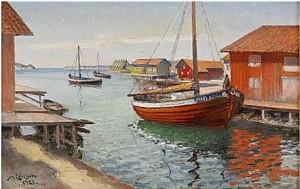 Båthamn by Johan ERICSON