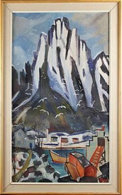 Lofoten by Tord LEANDER-ENGSTRÖM