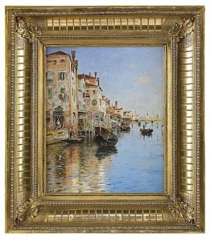 Vy Från Venedig by Wilhelm Von GEGERFELT