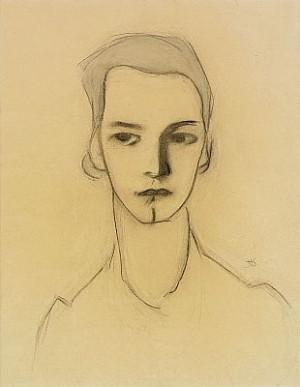 Ung Kvinna by Helene SCHJERFBECK