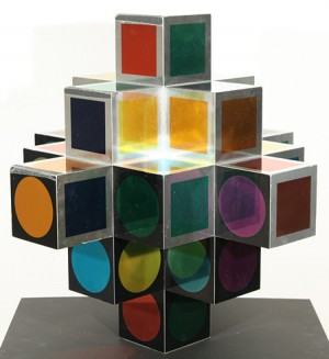 Kroa Multicolor by Victor VASARELY