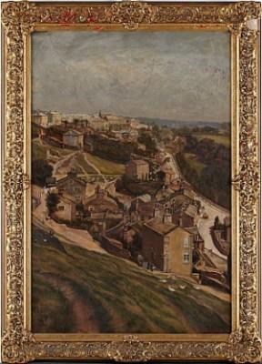 Fransk Kuststad by B. W. AMBLER