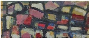 Composition by Jean René BAZAINE