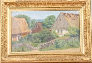 Skånska Stugor by Esther SALMSON