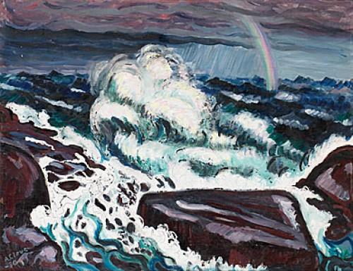 Regnbågen by Agnes CLEVE
