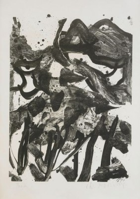 The Marshes by Willem De KOONING