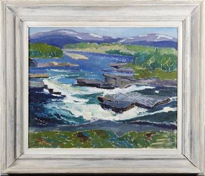 Abiskojokk by Kjell LEANDER-ENGSTRÖM