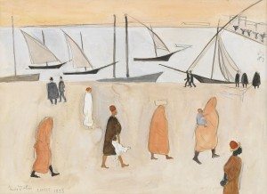 Sousse - Motiv Från Nordafrika by Einar JOLIN