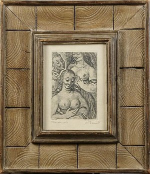 Venus by Eduard WIIRALT