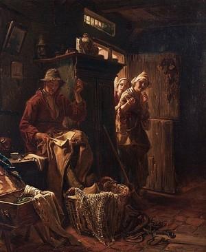 Den Förhånade Ungkarlen by Ferdinand FAGERLIN