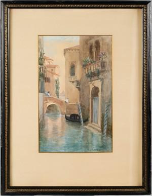 Motiv Från Venedig by Virginia LARSSON