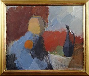 Stilleben by Knut HANQVIST