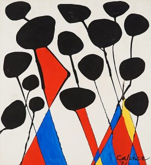 Supertitieux by Alexander CALDER