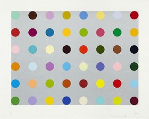 Histidyl by Damien HIRST