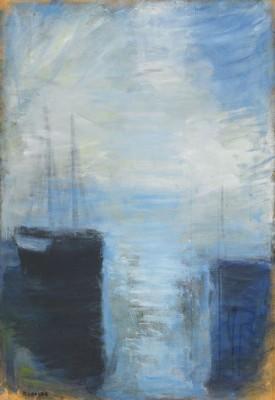 Skuta - Hven by Gustav RUDBERG