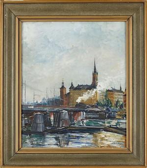 Stockholmsmotiv by Per MÅNSSON
