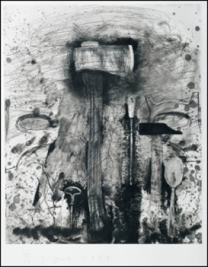 Tools by Jim DINE