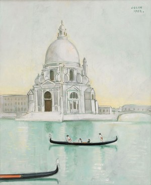Venedig by Einar JOLIN