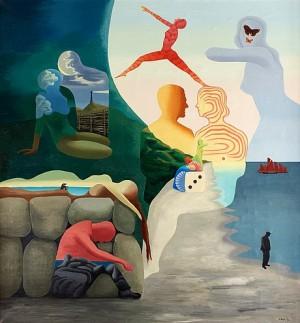 Livscykeln by Vilhelm BJERKE-PETERSEN