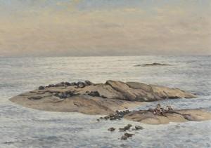 Fåglar I Skärgården by Rolf MELLSTRÖM