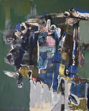 Komposition by Endre NEMES