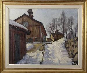Motiv Från Söders Höjder by Robert LÖFGREN