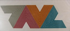 Empress Of India Ii by Frank STELLA