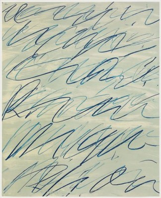 Roman Notes, Pl. Ii by Cy TWOMBLY